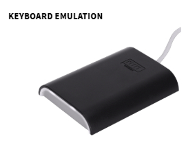 HID keyboard emulatie